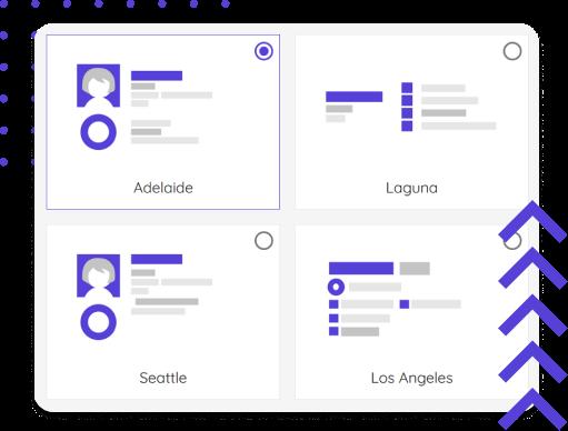 Four Signature Builder Email Signature Designs