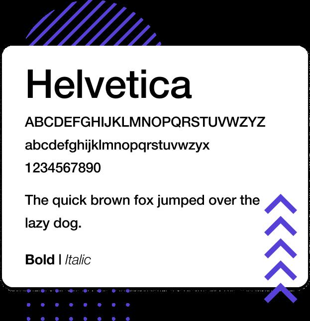 Helvetica Web Safe Font