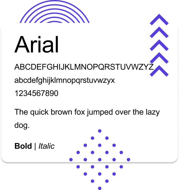 Arial The Most Web Safe Font